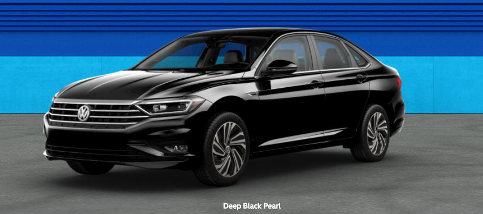 2020 Volkswagen Passat Deep Black Pearl