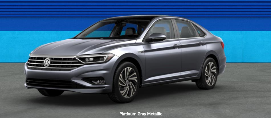 2020 Volkswagen Passat Platinum Gray Metallic