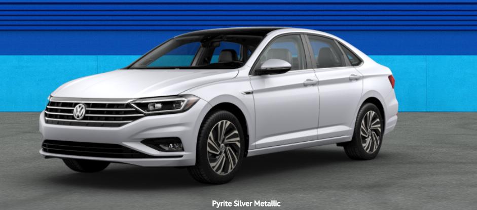 2020 Volkswagen Passat Pyrite Silver Metallic
