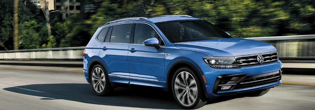 2020 Volkswagen Tiguan offers incredible number of safety features and driver-assist technologies