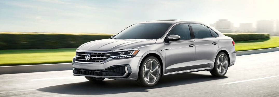 2020 Volkswagen Passat offers strong safety rating thanks to a long list of features