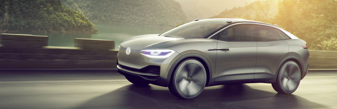 What Is The 2017 Volkswagen Id Crozz Crossover Concept Car