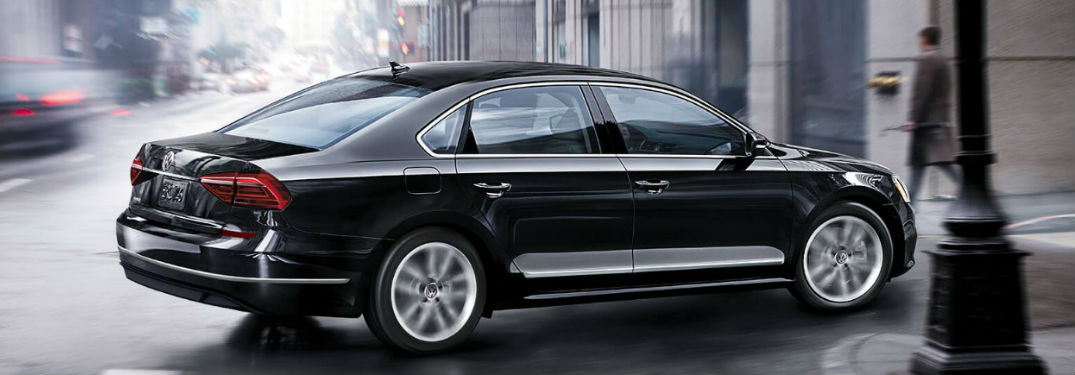 2018 Volkswagen Passat Technology Features And Comfort Options