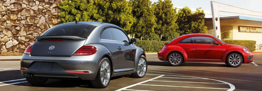 2018 Volkswagen Beetle Body Styles and Trim Levels