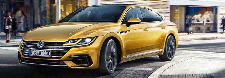 All New 2019 Volkswagen Arteon Offers Long List Of Luxury