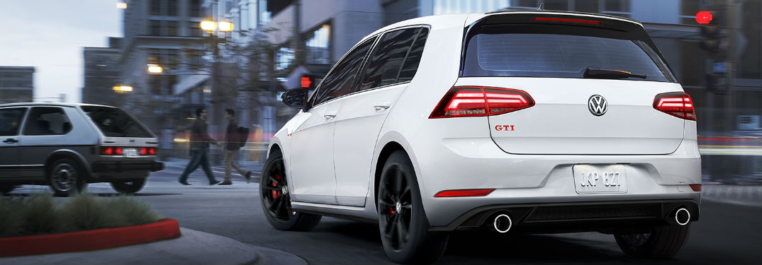 2019 Volkswagen Golf GTI Rabbit reveals itself on Instagram in 6 amazing photos