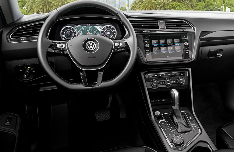 2019 Volkswagen Tiguan Technology Features And Options Vic Bailey