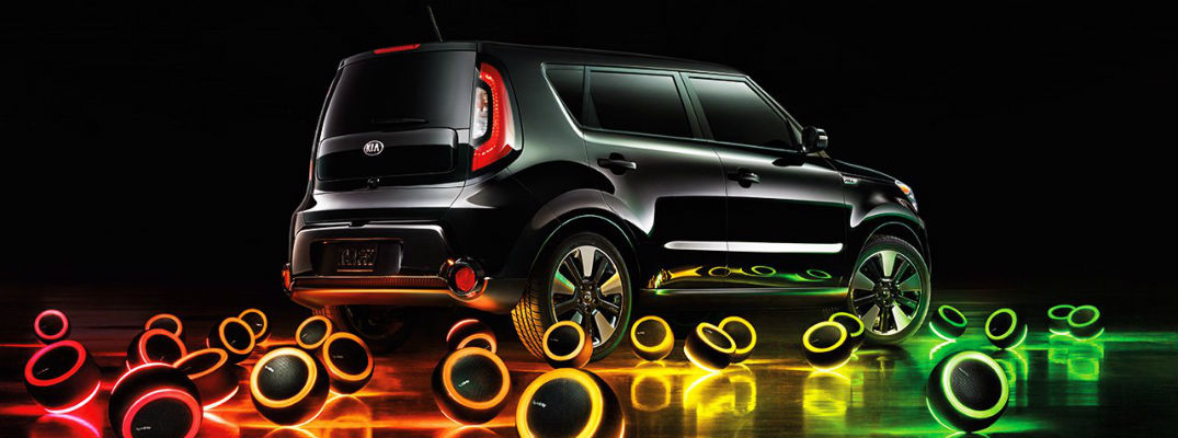 2015 Kia Soul trim differences