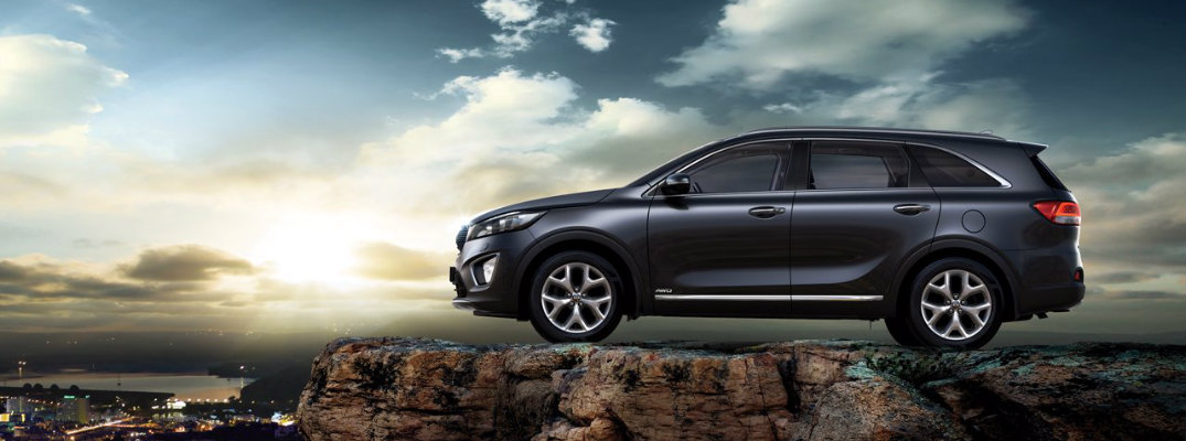 2016 Sorento Color Options