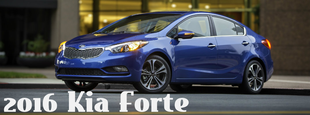 2016 Kia Forte Features and Arrival Date