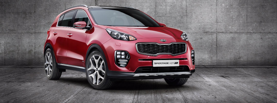 what changes were made to the 2017 kia sportage