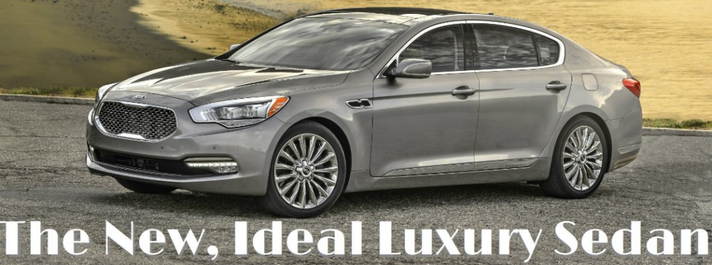 Why The Kia K900 Is The Best Luxury Car In The World