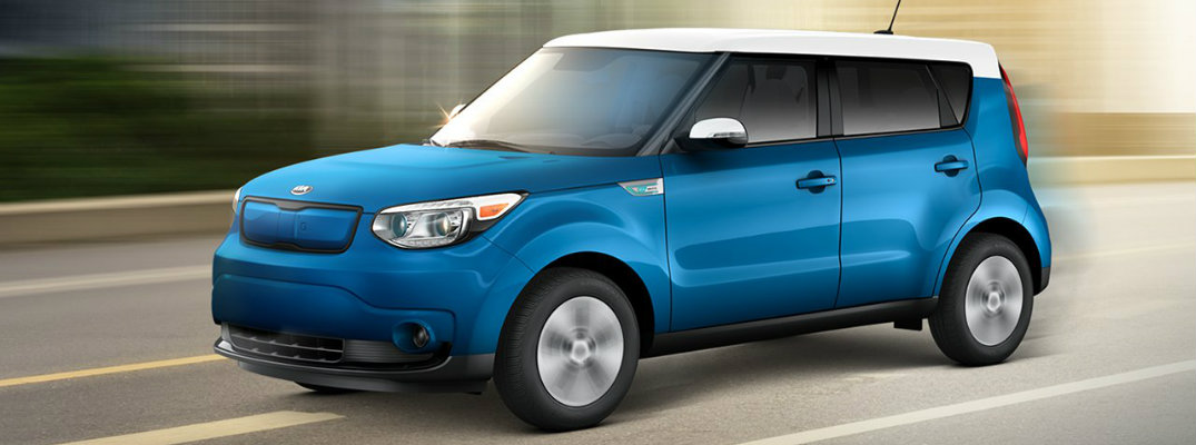 what is the 2016 Kia Soul EV battery range