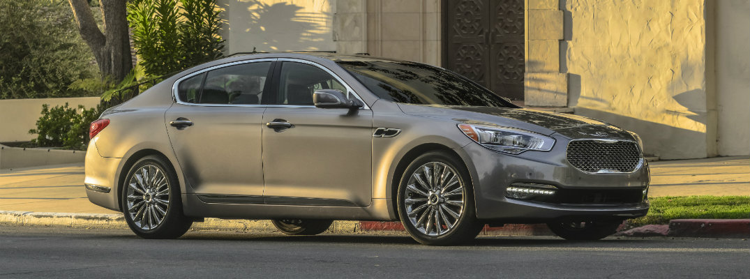 2016 Kia K900 Features and Changes