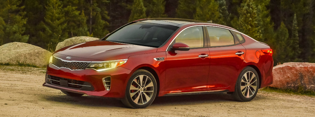 Is the 2016 Kia Optima an IIHS Top Safety Pick?