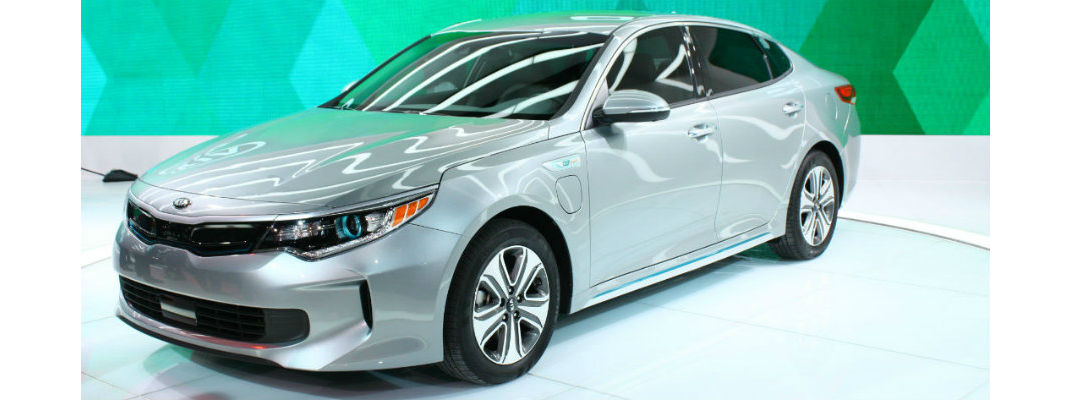 2017 Kia Optima Hybrid Changes and Features