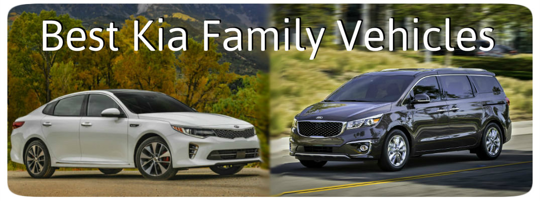Best 2016 Kia Vehicles for Families