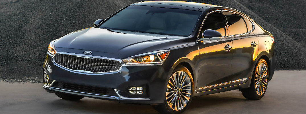 2017 Kia Cadenza Features, Changes and Release Date