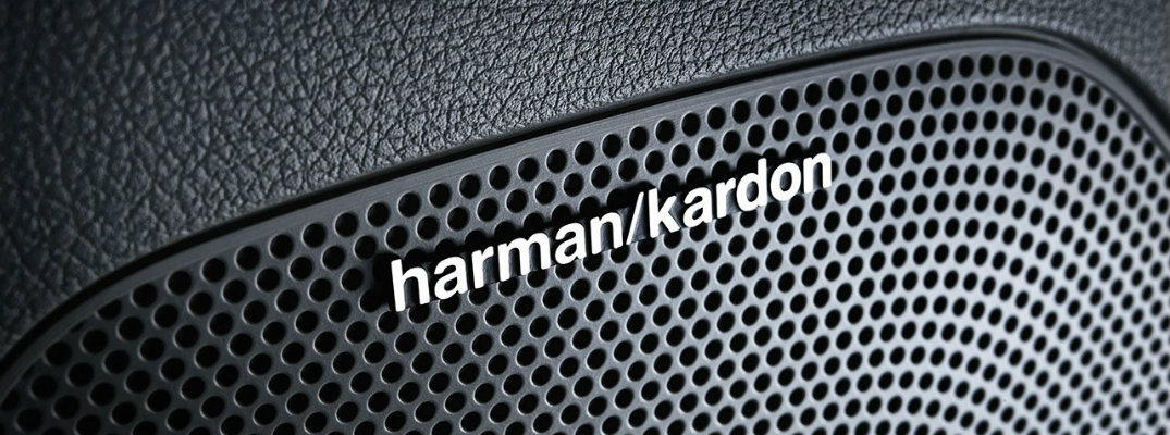 Kia Harman?Kardon Audio System