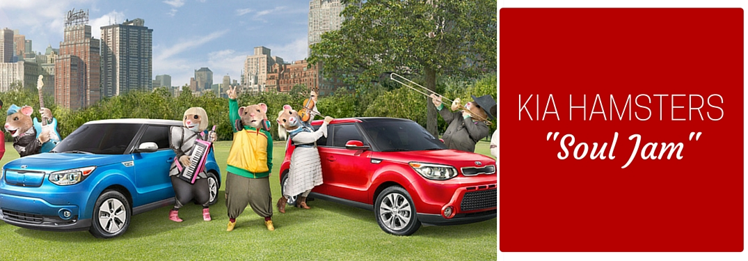 Kia Soul Jam Hamsters commercial extended cut