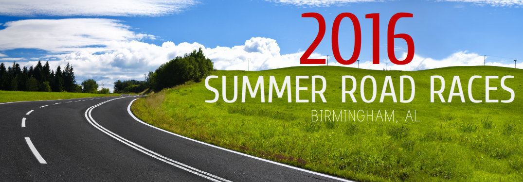 2016 summer road races brimingham al