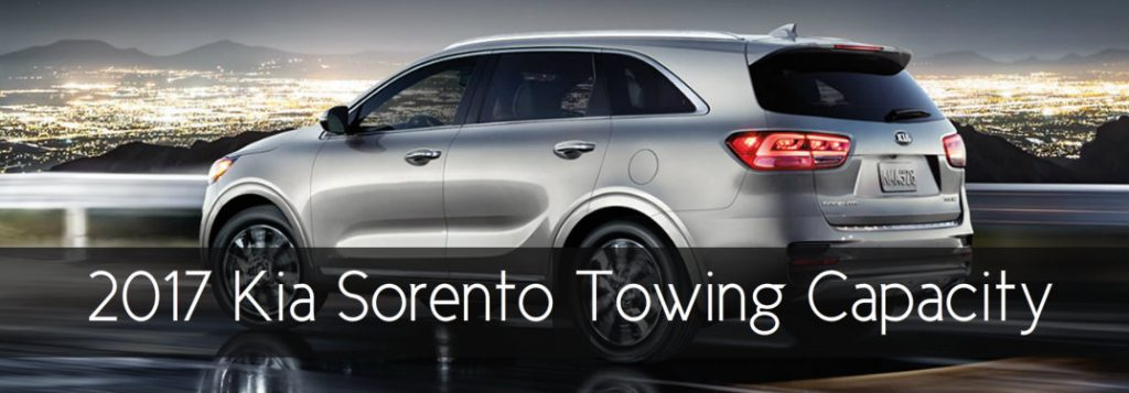 Audi Certified Pre Owned >> Can the Kia Sorento tow a camper?