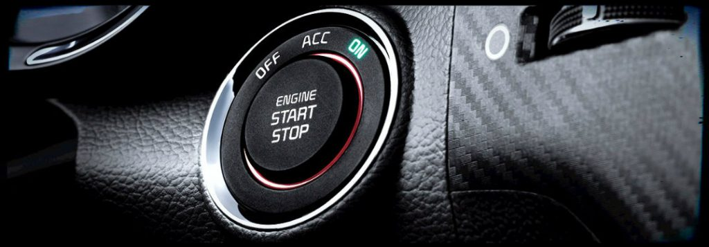 Al Serra Used >> How does push button start work?