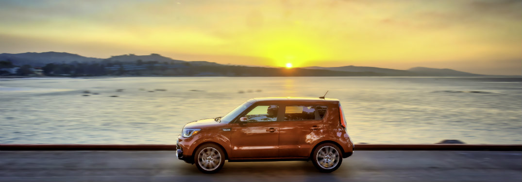2017 Kia Soul Passive Safety Features and Technology