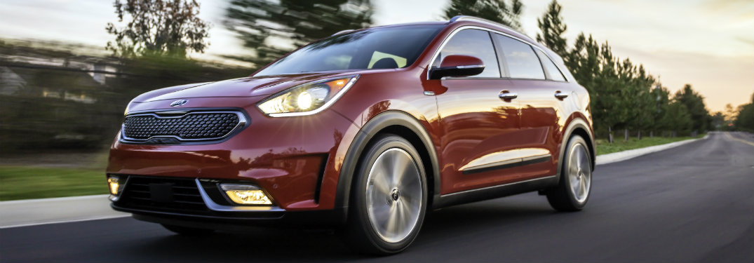 2017 Kia Niro Features and release date