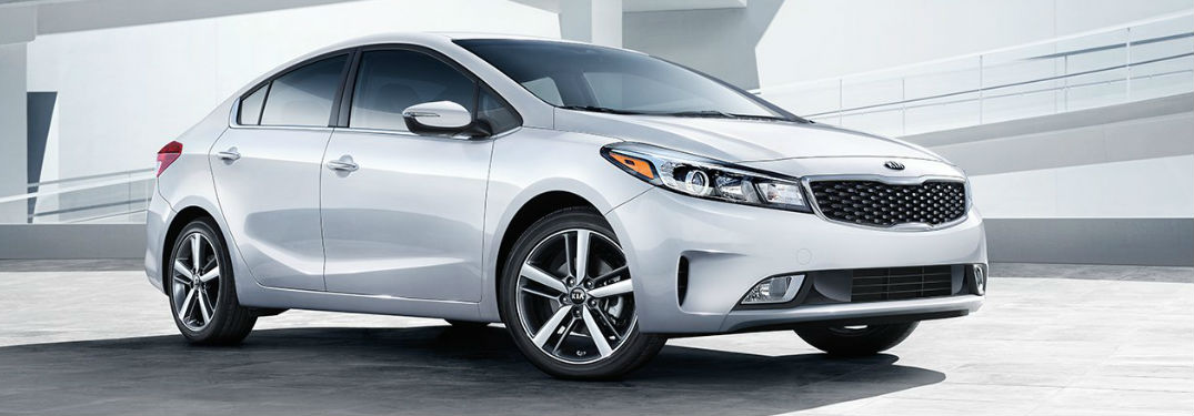 2017 Kia Forte Trim Level Comparison