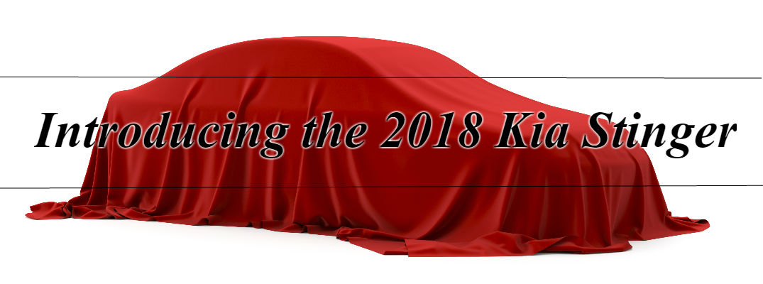 2018 Kia Stinger Design Features and Performance Information