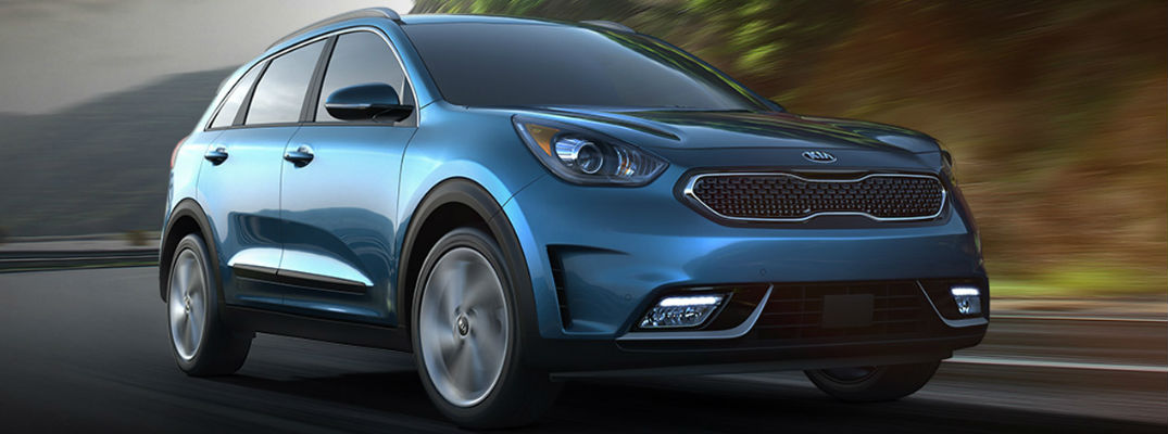 What is the 2017 Kia Niro NiroBot for Messenger?