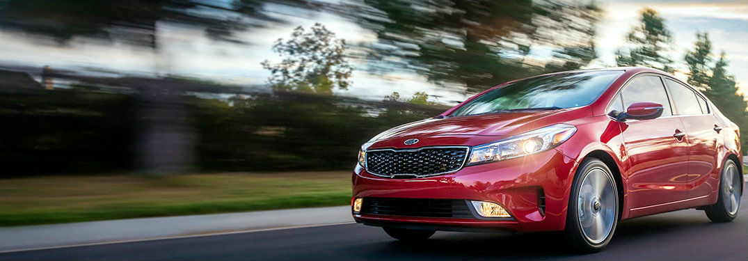 2017 Kia Forte Engine Technology and Power Ratings