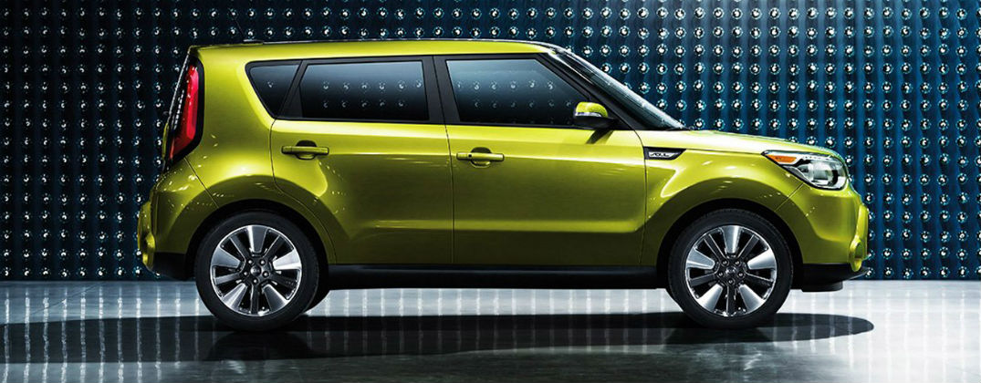 2017 Kia Soul Fuel-Efficiency Ratings and Information