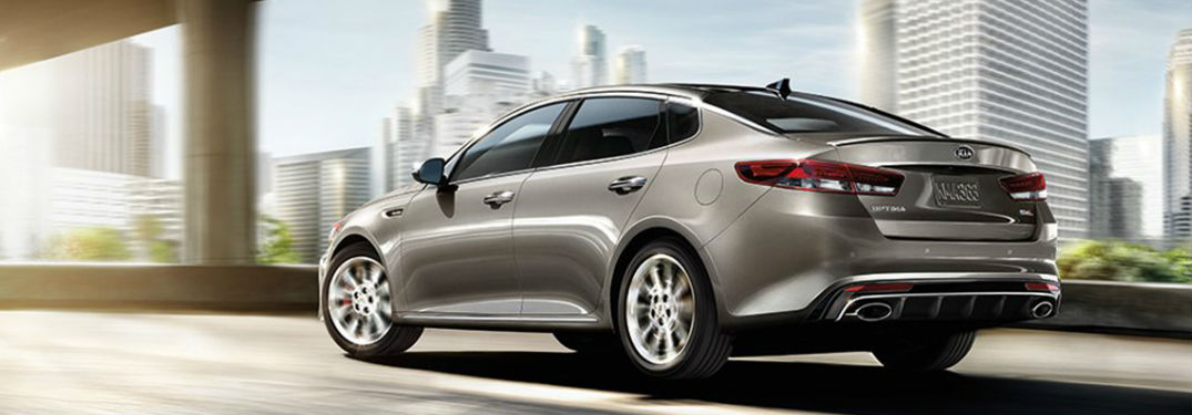 2018 Kia Optima Customization Options and Information