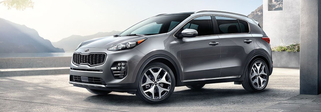 How much can the 2019 Kia Sportage tow?
