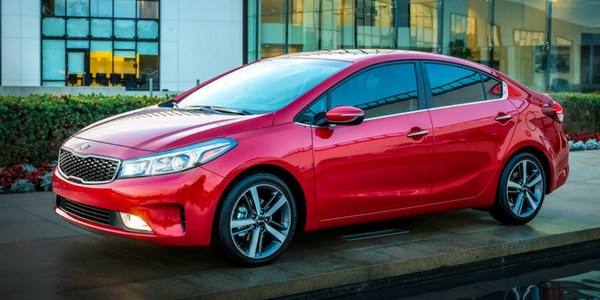 What Are The 2018 Kia Forte Fuel Economy Ratings
