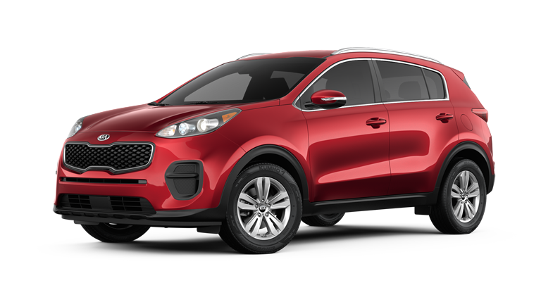 What Are The 2019 Kia Sportage Exterior Paint Color Options