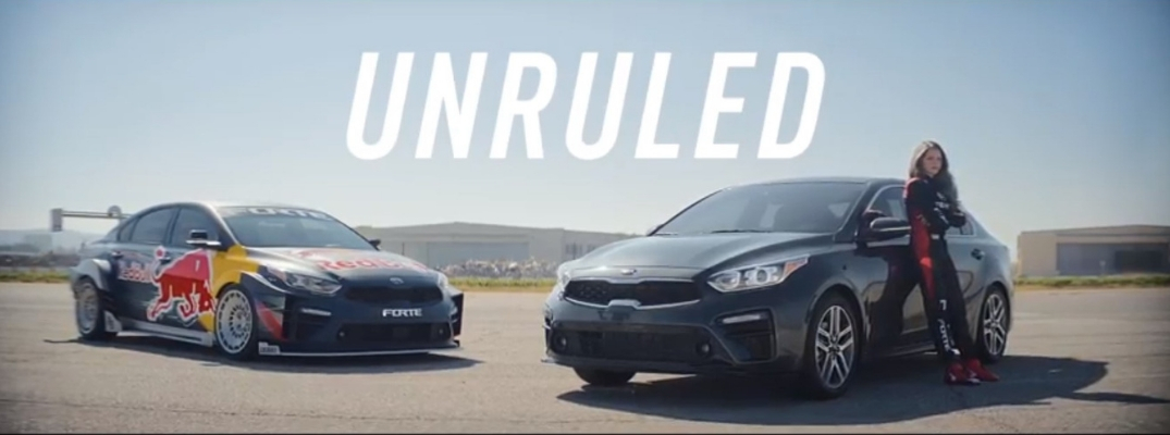 Screenshot of 2019 Kia Forte Unruled commercial