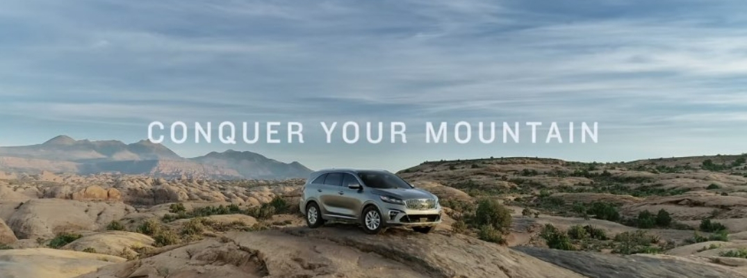 Screenshot of 2019 Kia Sorento commercial