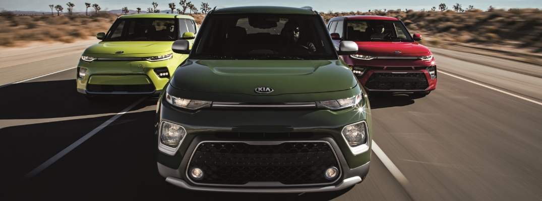 Photo Gallery of the 2020 Kia Soul Inside and Out