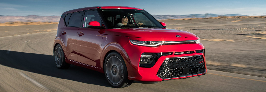 What's New for the 2020 Kia Soul?