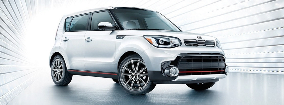 Style Your Drive Behind the Wheel of the 2020 Kia Soul