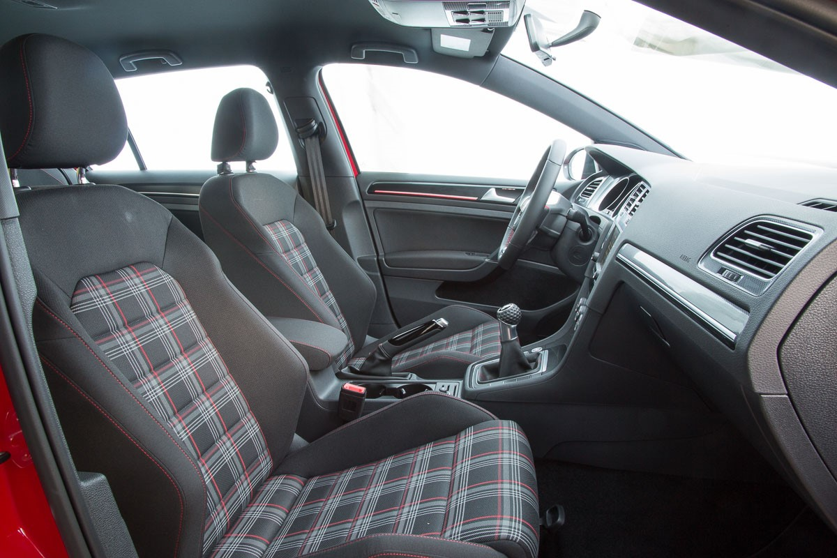 Mad About Plaid - Volkswagen Golf GTI