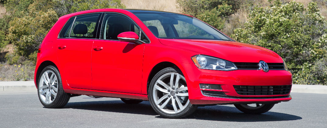 What's New for the 2016 Volkswagen Golf Model Lineup?