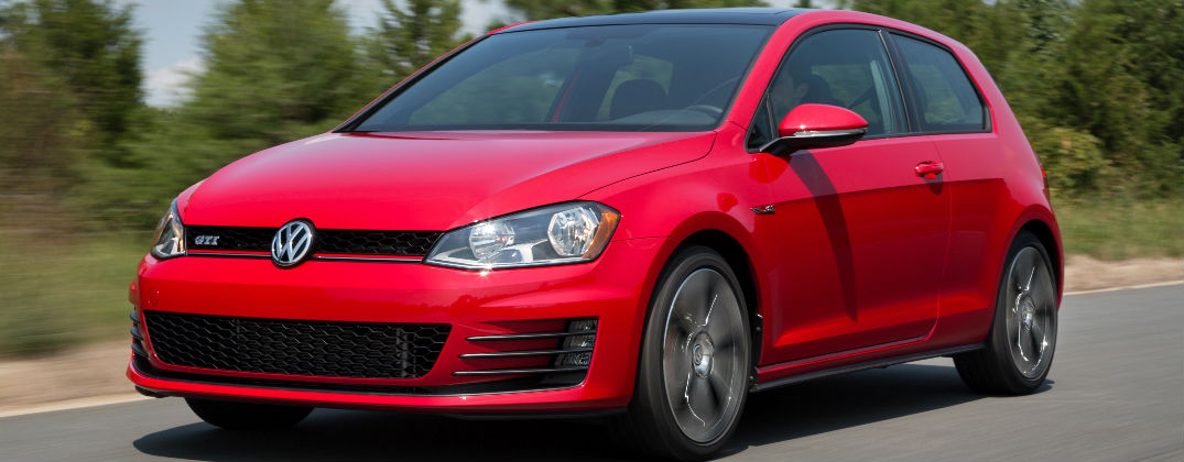 5 Things You Need to Know About the 2016 VW Golf GTI