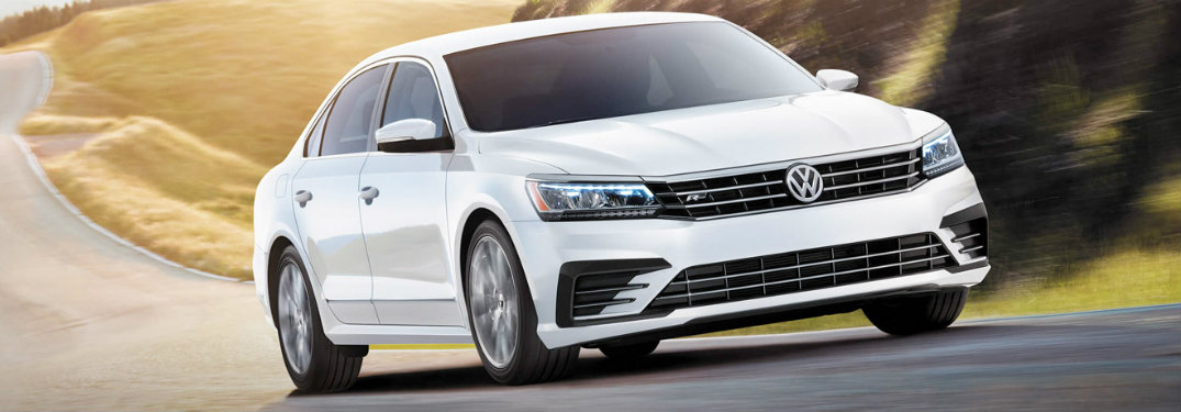 2017 Volkswagen Passat Engine Options