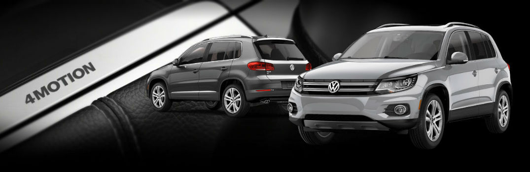 Eight Volkswagen Vehicles Offer Revolutionary All-Wheel Drive System