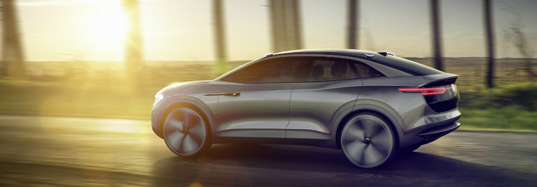 What is the Volkswagen I.D. CROZZ concept?