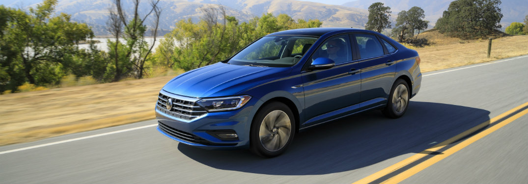 Volkswagen Official Redesign For The 2019 Vw Jetta